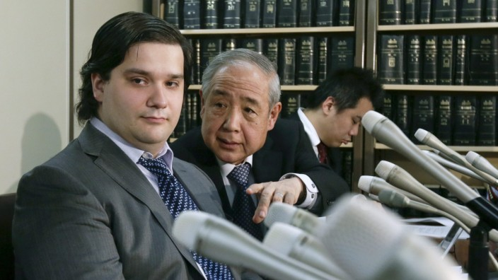 Mt Gox files for bankruptcy protection in Tokyo