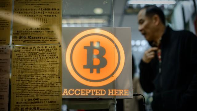 Bitcoin Online-Zahlungssystem