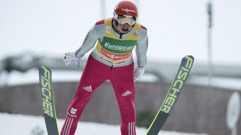 FIS Nordic Combined World Cup in Lahti