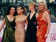 """Sex-and-the-City""-Darstellerinnen Kristin Davis, Sarah Jessica Parker, Cynthia Nixon und Kim Cattrall"