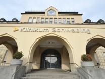 Schwabinger Krankenhaus in München, 2014