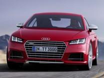 Der neue Audi TT.