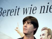 Pressekonferenz mit Joachim Löw