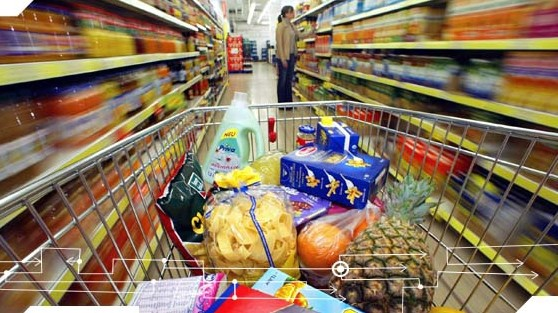 Gentechnik Supermarkt
