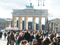 Berliner Frühlingswetter