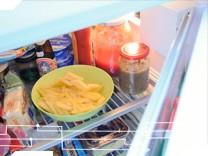 Die Recherche Fressen und Moral Lebensmittel lagern