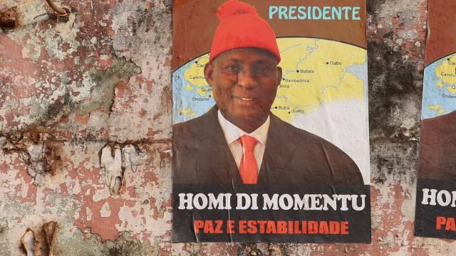 Präsident Guinea Bissau