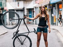 Sam Polcer, New York Bike Style, Fahrrad, Bildband, Prestel Verlag