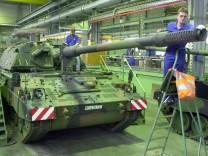 Rheinmetall - Panzerhaubitze