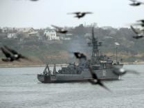 Krim-Hafen Sewastopol