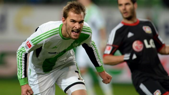 Bas Dost VfL Wolfsburg