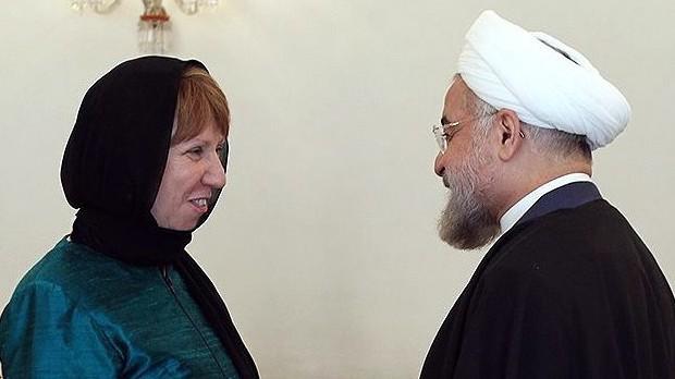 EU foreign policy chief begins landmark Iran visit