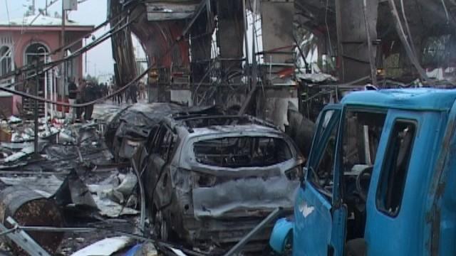Anschlag im Irak Irak