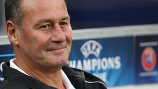 Huub Stevens neuer Trainer beim VfB