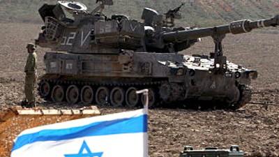Außenansicht zu 60 Jahren Israel