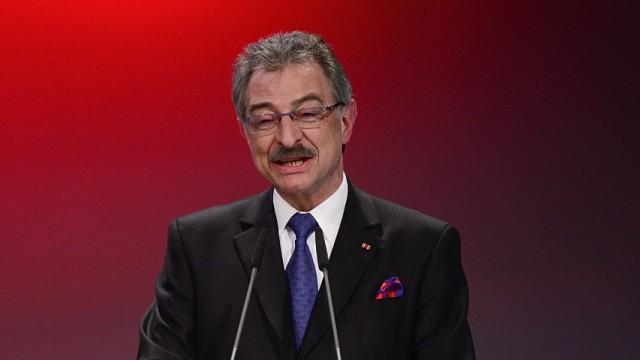 Bitkom-Präsident Dieter Kempf