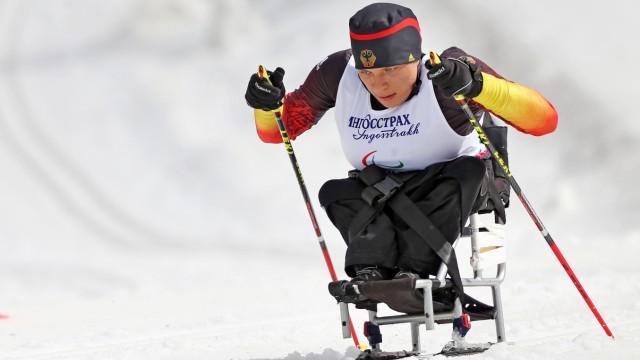 Paralympics Sotschi 2014 - Langlauf