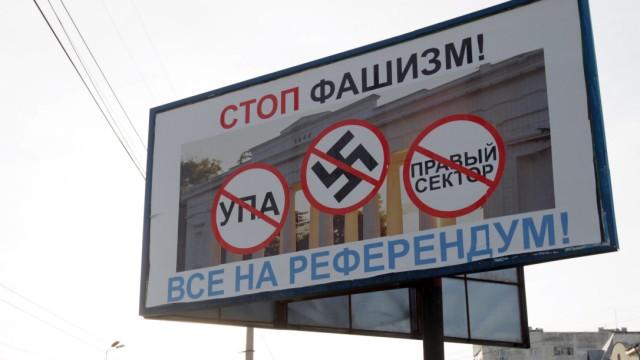 Crisis in Ukraine - Referendum