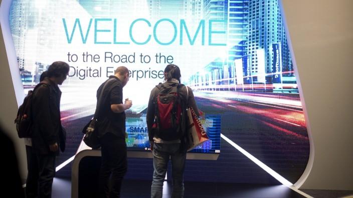CeBIT 2014 Technology Trade Fair