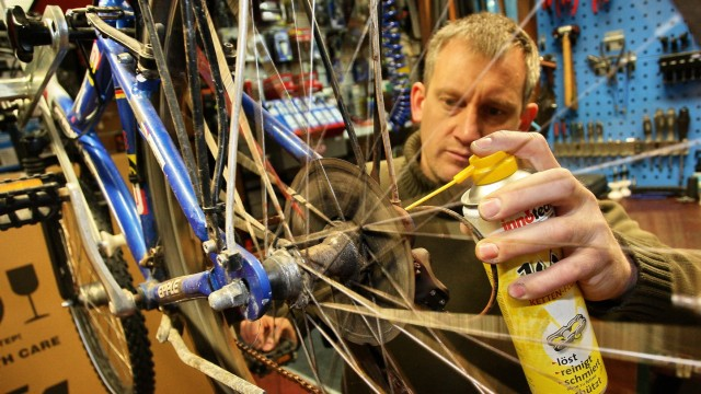 Fahrradservice bei Andreas Wittman