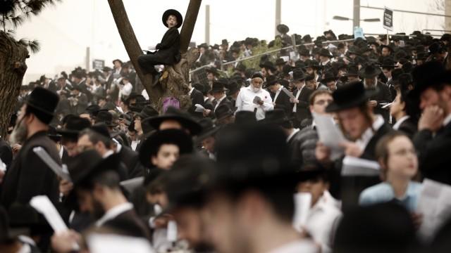 Wehrpflicht Jerusalem