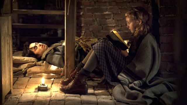 Bücherdiebin, Nazizeit, Kino, Sophie Nélisse