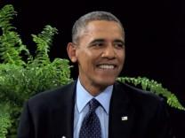 "Barack Obama bei ""Between Two Ferns"""
