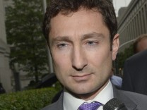 Fabrice Tourre departs Federal Court after being found liable of