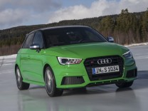 Der Audi S1 im Fahrbericht