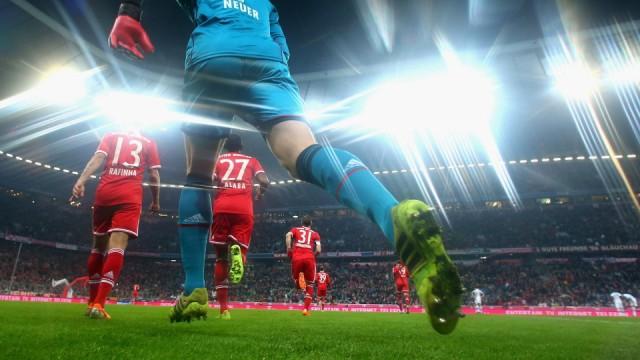 Bayern Muenchen v FC Schalke 04 - Bundesliga