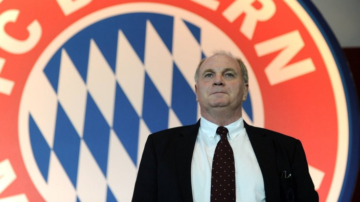 Uli Hoeneß FC Bayern