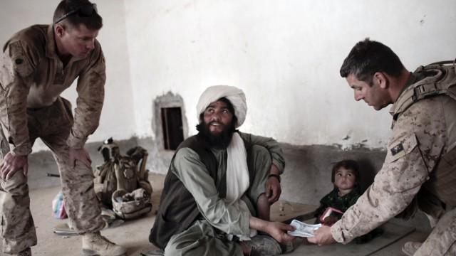 Abzug aus Afghanistan Afghanische Helfer der Bundeswehr