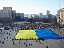Crisis in Ukraine - Kharkiv