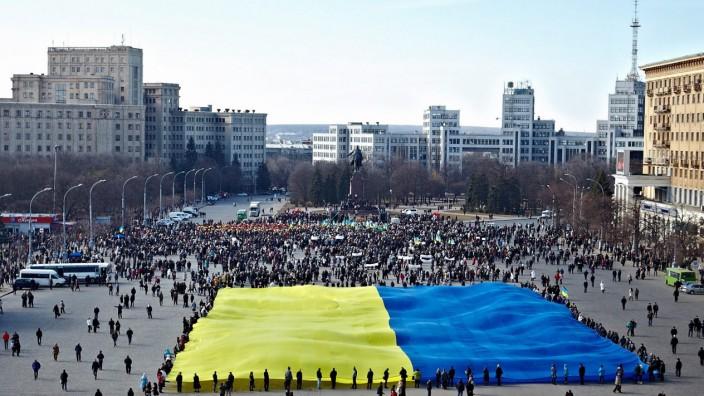 Crisis in Ukraine - Kharkiv