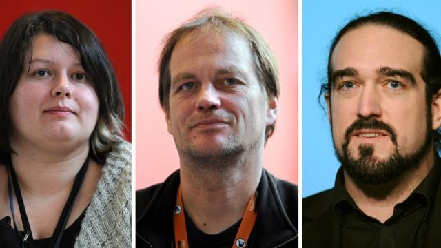 Zurückgetretene Vorstandsmitglieder der Piratenpartei