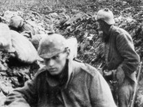 Schlacht von Verdun, 1916 Erster Weltkrieg