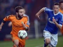 FC Schalke 04 - Real Madrid
