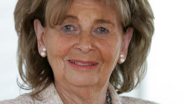 Charlotte Knobloch.