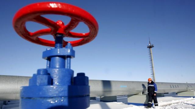 Russland dreht Hahn auf - Wieder Gas für den Westen über Ukraine