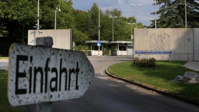 Bundesnachrichtendienst in Pullach