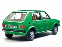 VW Golf I D von 1976