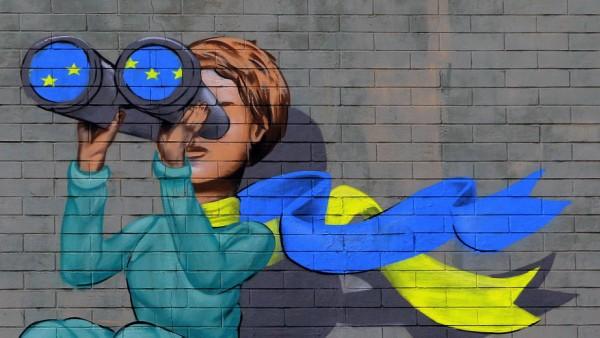 Crimean crisis reactions in Kiev