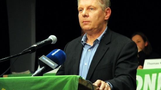 Grüne in München Stadtversammlung vor Stichwahl