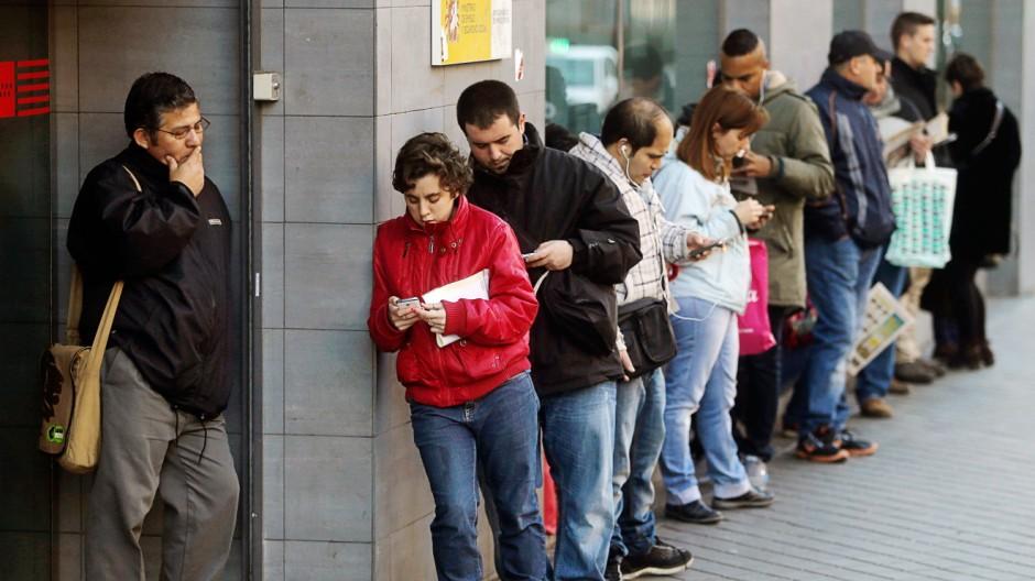 Mein Europa Spanierin über Jobsuche in Europa