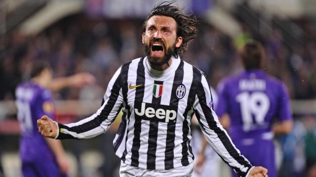 Juventus Turin Andrea Pirlo
