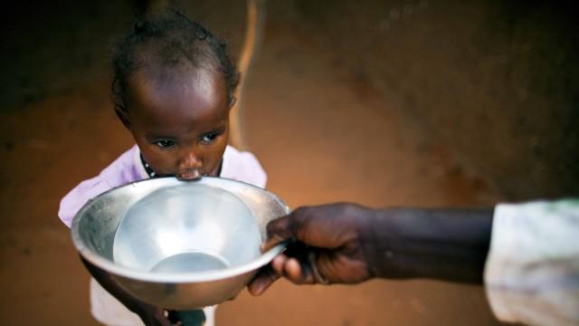 Ressourcenknappheit Rohstoff Wasser