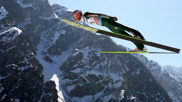 Ski Flying World Cup in Planica