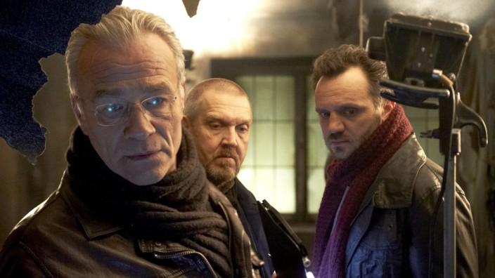 "Tatort: Der Fall Reinhardt; ""Tatort"""