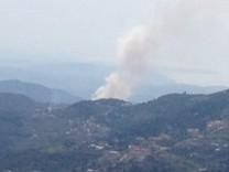 Syrian war plane downed near Syrain-Turkey border