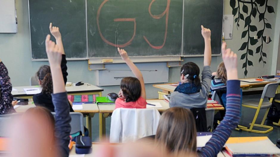 Rot-Grün will Schule verändern
